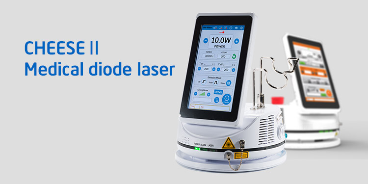 cheese Ⅱ dental laser